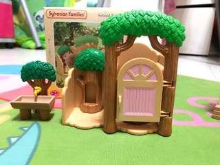 森林家族洗手間 歐版