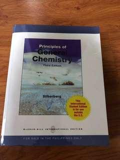 Principles of General Chemistry 3rd Ed. (Silberberg)