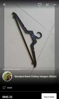 (150 PCS) Clothes Hanger