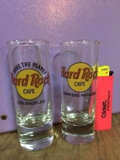 Hard Rock Cafe Glass