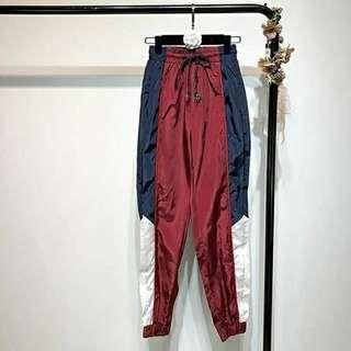 Threetone Jogger Pants /jogging pants
