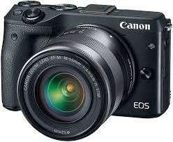 Kredit kamera canon M3 proses 3 menit cair barangnya