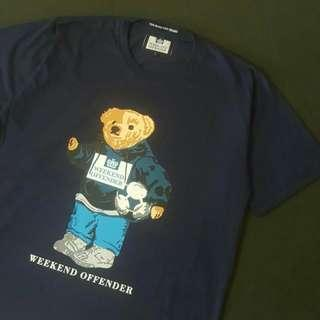 Kaos weekend offender bear