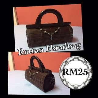 Rattans Bag / Straw Bag