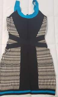 Marciano mini bandage dress