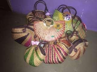 Rattan Bag / Straw Bag