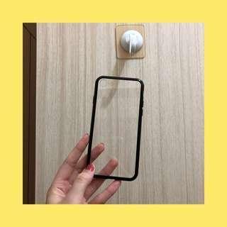 《全新》熱騰騰剛取貨iPhone8 手機殼 i7簡約手機殼