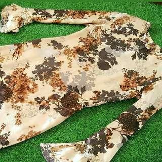 Baju kurung silk