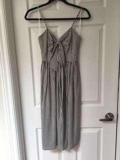 Zara midi dress size XS