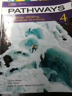 Pathways Reading, Writing, and Critical Thinking 4