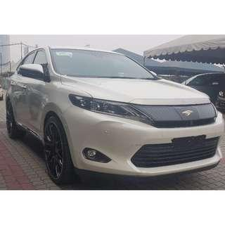 2014 TOYOTA HARRIER PREMIUM ADVANCE 2.0