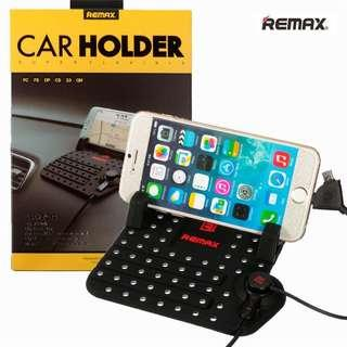 REMAX Flexible Car Holder Stand Phone Pad Magnetic Charging