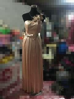 Casual dress Cream color