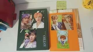 Astro Kpop Albums