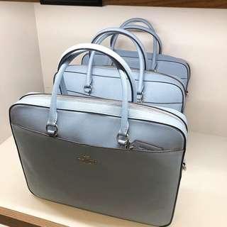 Preorder Coach Laptop Bag