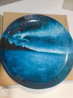 陶瓷星空碟