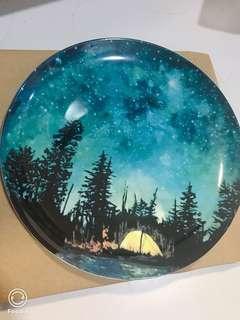陶瓷夜空碟