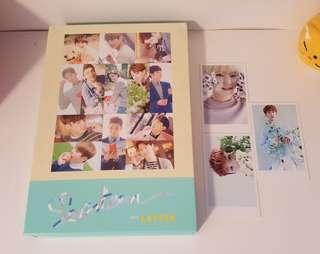 SEVENTEEN Love&Letter Album kpop