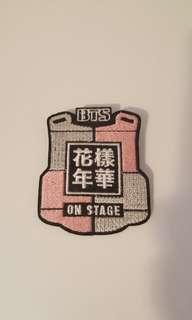BTS/Bangtan Boys Official pin kpop