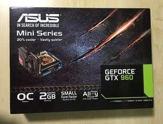Asus GTX960 Mini GPU OC Edition