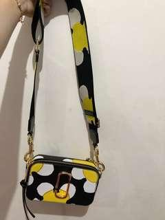 MARC JACOBS DAISY SNAPSHOT CAMERA BAG