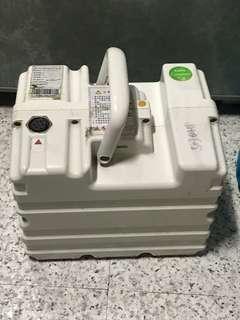Battery 48/10Ah e mov disloged