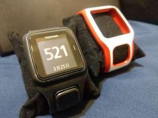 🚚 TOMTOM RUNNER CARDIO GPS 智慧跑步運動心率錶