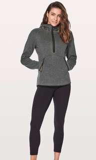 *Reduced* Lululemon Fleece and Thank You Pullover (size 6)