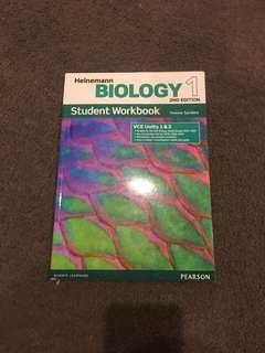 Yr 11 Biology Workbook