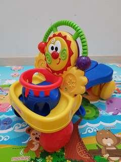 Fisher Price Stride to Ride 2 in 1