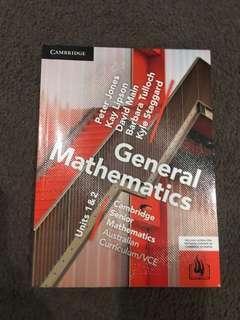 Yr 11 Maths Textbook