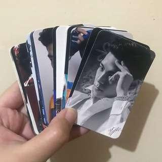 TOP BIGBANG CARDS