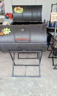 BBQ PIT TONG DRUM