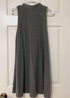 Topshop grey dress size 6