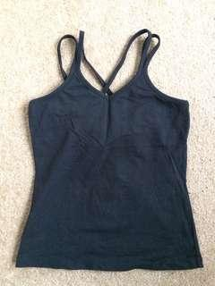 PrAna brand yoga top