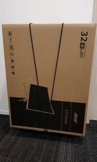 """🚚 Acer 32"""" Curve Monitor"""