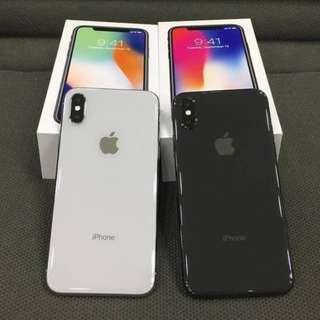 PO Refurbished iPhone X 64GB(As good As New)