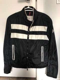 Moncler Vintage Bomber/Biker Jacket