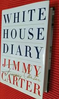 White House Diary, Jimmy Carter.