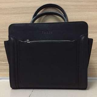 Pedro Black Bag