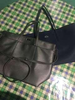 Mango and Lacoste take 2 for only 800