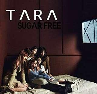 T-ara And&End Sign album 2 copy only