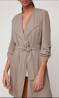 Aritzia quincey jacket