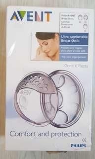 🚚 Avent Breast Shells
