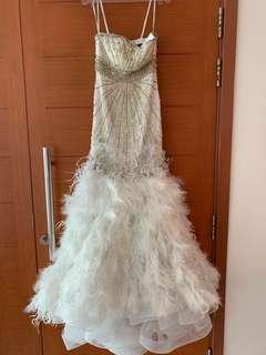 Luxury ball gown