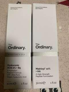 Ordinary Hyaluronic Acid 2%+B5 30ml