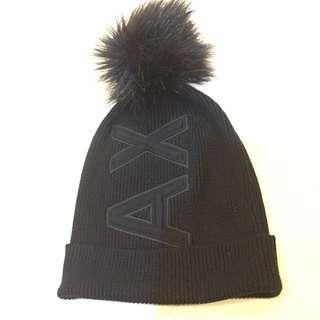 🚚 A X 黑色 針織毛帽