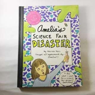 [EN] Amelia's Science Fair Disaster