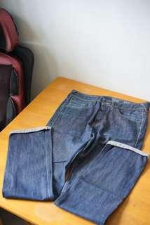 Jack Wills 牛仔褲 (slim cut)
