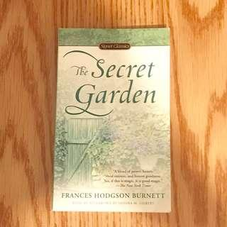 The Secret Garden (brand new, very clean!)